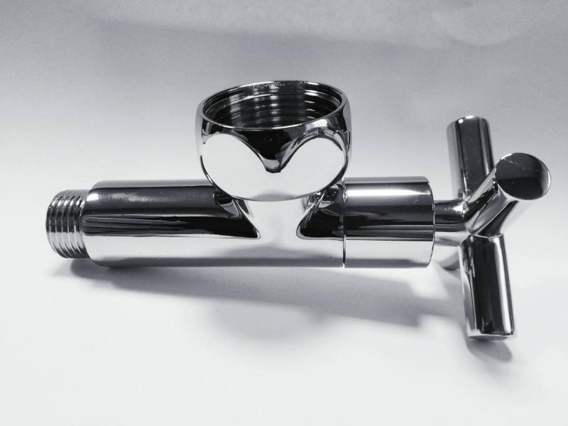 Вентиль угловой крест. смеситель grohe eurocube 23127000